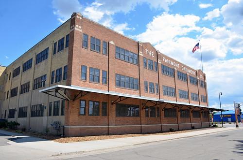 Minnesota, Moorhead, Fairmont Creamery Co.