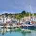 Inner harbour, Padstow, North Cornwall