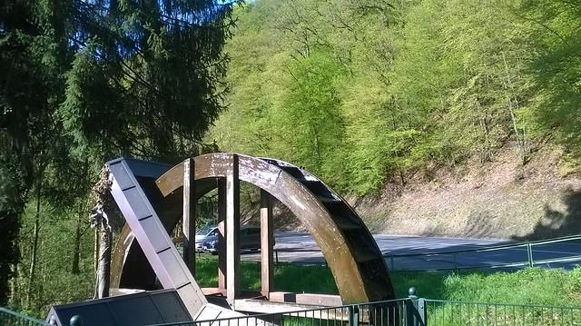 Laubachs Mühle an der Wied