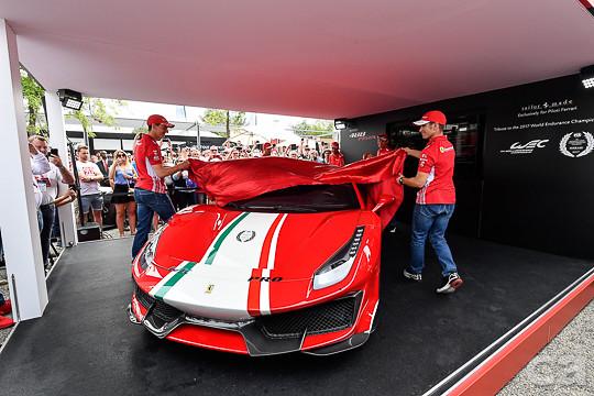 「Piloti Ferrari 」488 Pista - 09