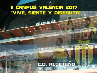 II Campus C.D Algeteño-Valencia 2017