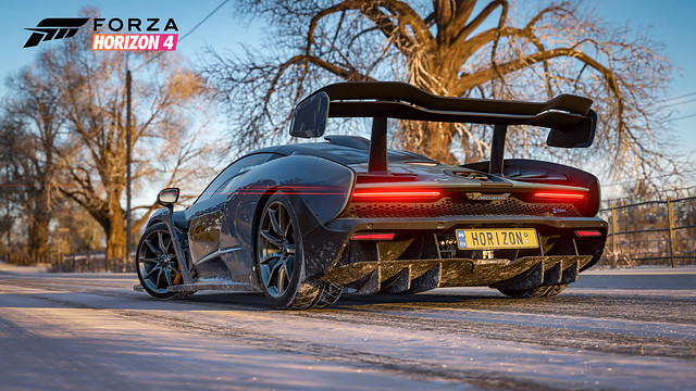#E3 2018 Forza Horizon 4 Screens
