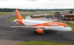 OE-ICC Airbus A320-214SL Easyjet Europe