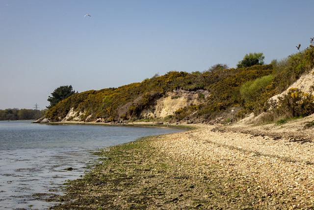 ham lake beach, Sony DSC-RX10M2, 24-200mm F2.8