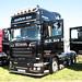 Matthew Key Scania R580 Griffin R500MDK Peterborough Truckfest 2018
