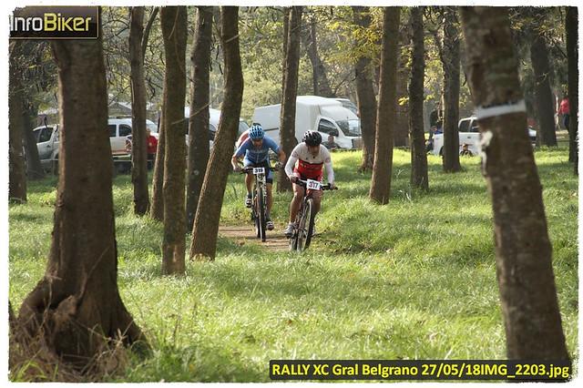 Rally XC La Baguala
