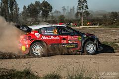 WRC Portugal: Montim