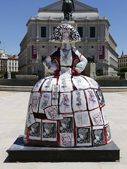 "Menina ""Musha"", por Alejandro Sanz (Madrid)"