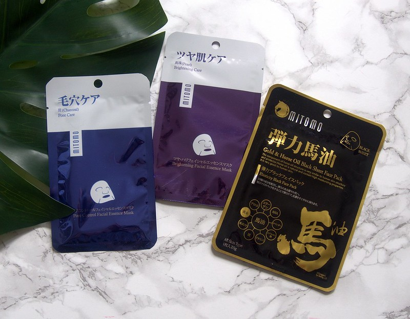 Mitomo sheet mask