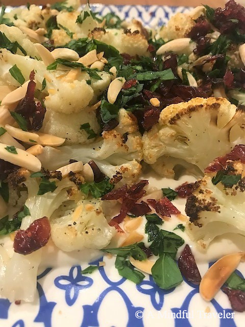 Cauliflower Salad 1