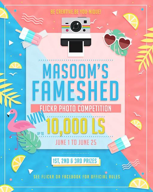 [[Masoom]]'s Fameshed photo contest