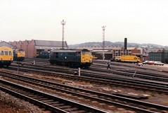 Haymarket depot