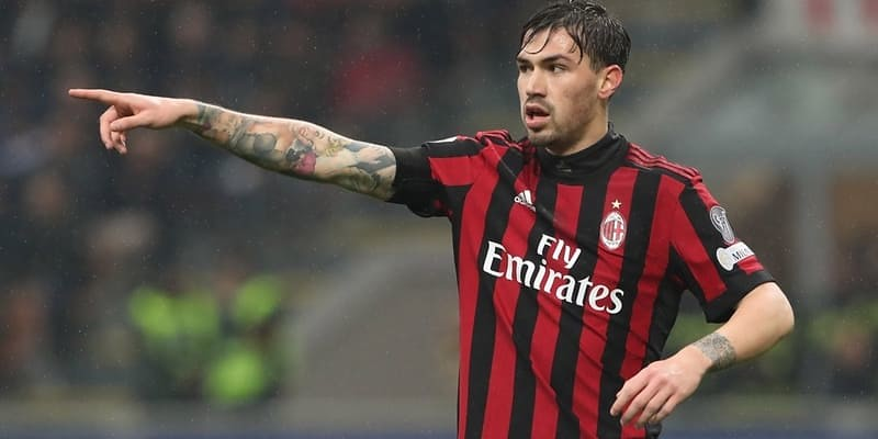 Alessio Romagnoli Kontrak Baru,Ingin Awet Di AC Milan