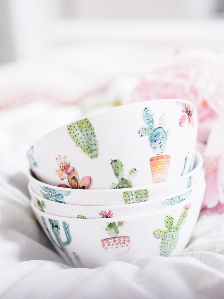 cactus bowls