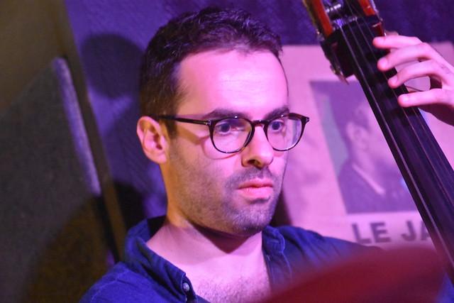 Olivier Pinto (David Carniel trio) by Pirlouiiiit 09062018