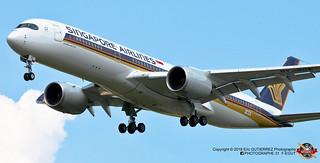 AIRBUS A350-941 ULR (Ultra Long Range)  (MSN 0216)