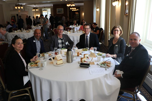 Business Leaders Luncheon: Chris O'Riley, BC Hydro President