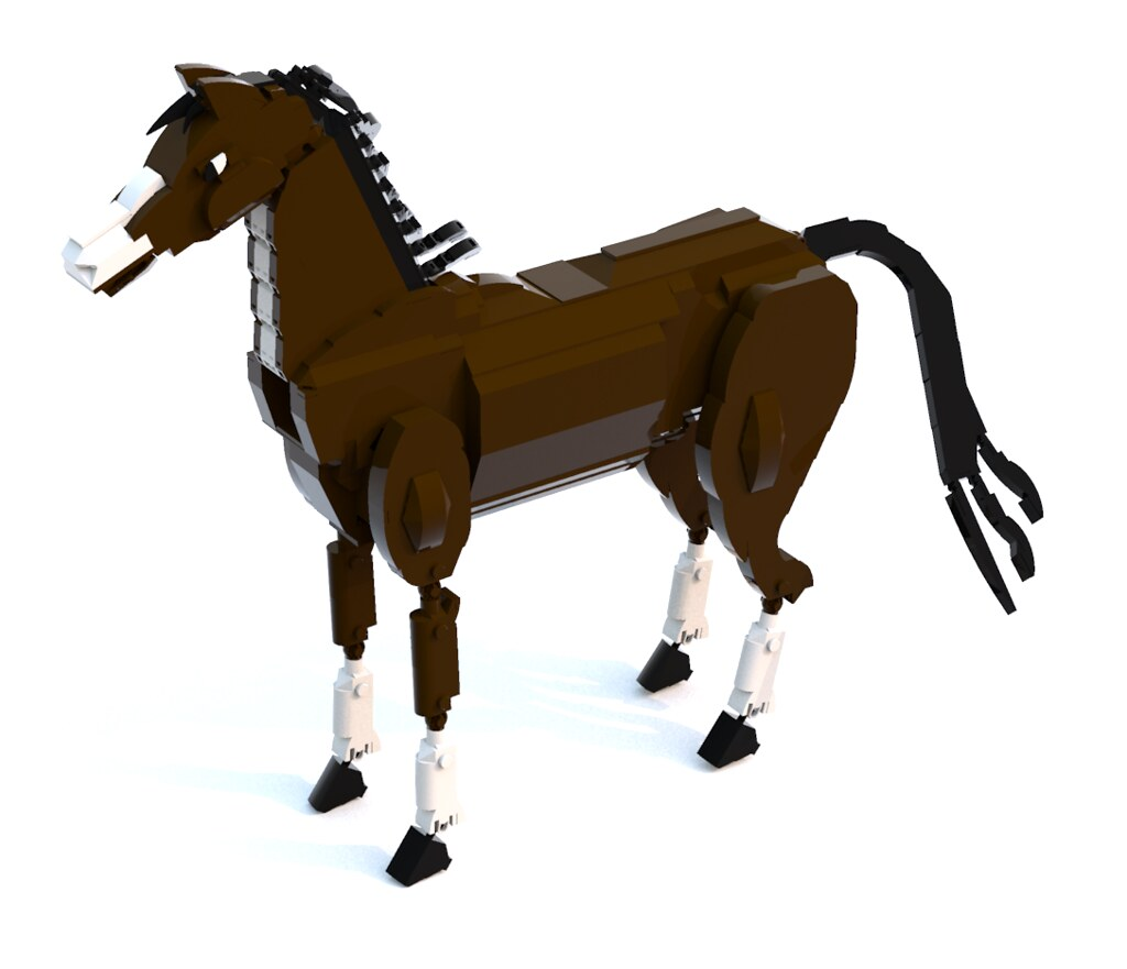 The Wild Horse (MOC )