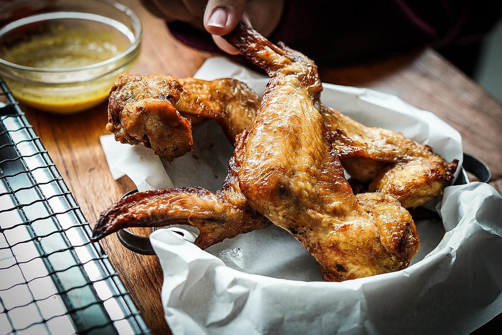 kemono Lemongrass Chicken Wing