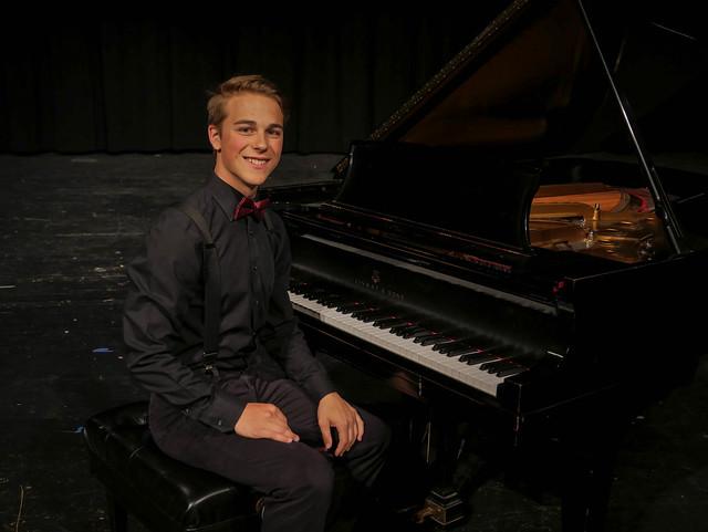 Ethan Helfenstein's Recital