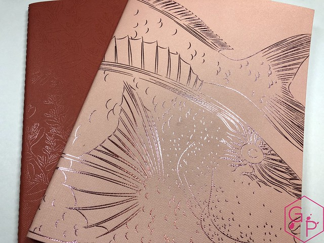 @MilligramStore Notebooks from Marc Martin Kaleidoscope Jungle & Melbourne Museum 7