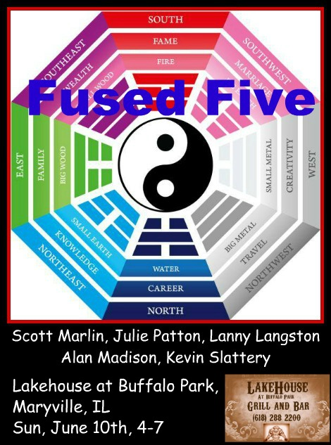 Fused Five 6-10-18