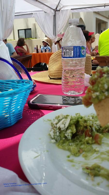Stop for Guac & Salsa in Loreto