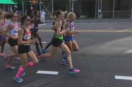 Eva Vrabcová si v New Yorku zlepšila osobák na 33:01