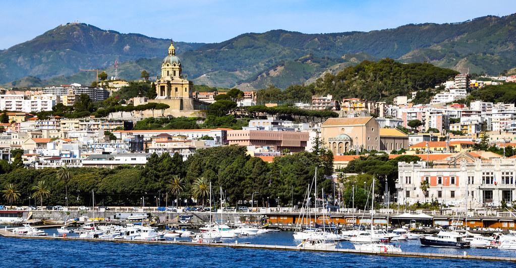 Italy - Sicily - Messina