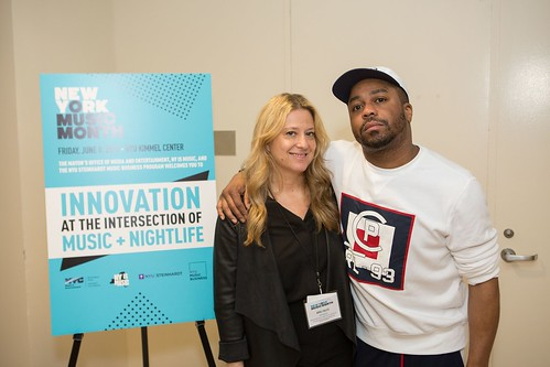 Innovation at the Intersection of Music + Nightlife NYMM2018 Conference
