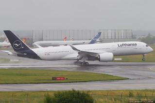 Lufthansa Airbus A350-941 cn 212 F-WZNN // D-AIXK