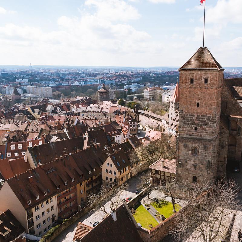 Ruta por Baviera - Nuremberg