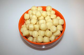 07 - Zutat Gnocchi / Ingredient gnocchi