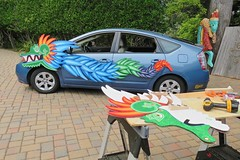 Art Float - Dragon Car - Maiden Voyage - Photo by Fabrice Florin - 3