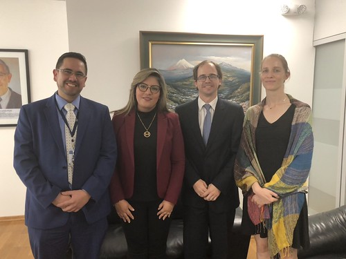 Global Forum on Tax Transparency assists Ecuador to implement the AEOI Common Reporting Standard