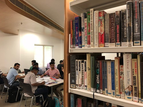 City Library - British Council, Kasturba Gandhi Road
