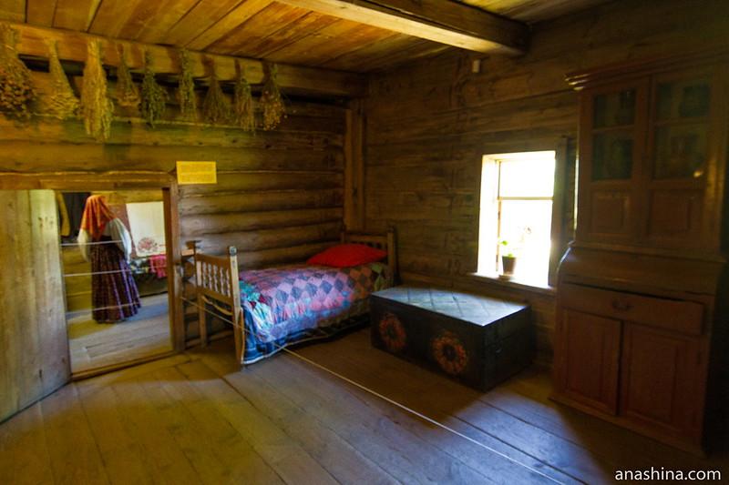 Сени, Музей деревянного зодчества, Суздаль