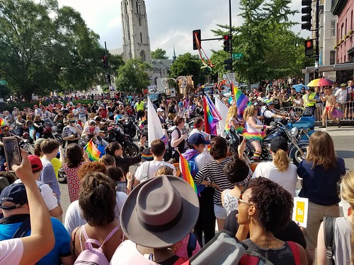 D.C. Pride Parade 2018