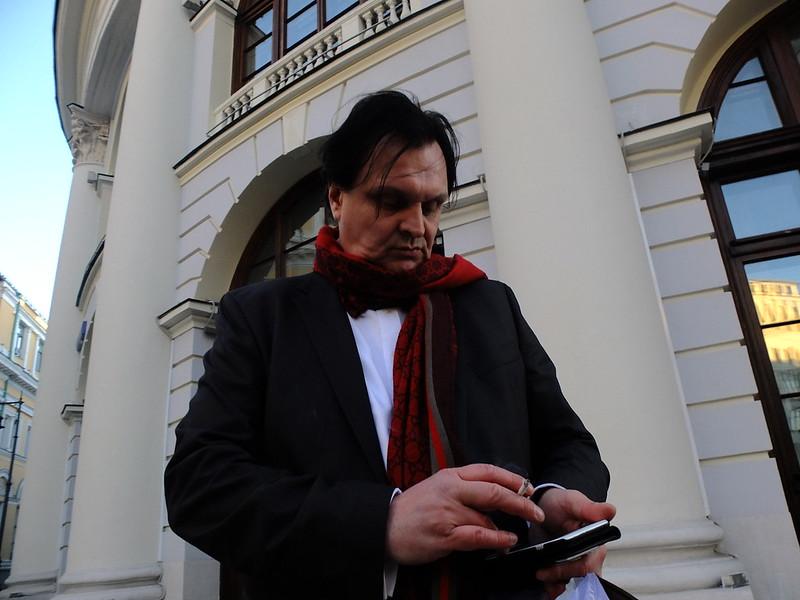 """Москва, день 7. Мавзолей, центр и """"Зарядье"""""""