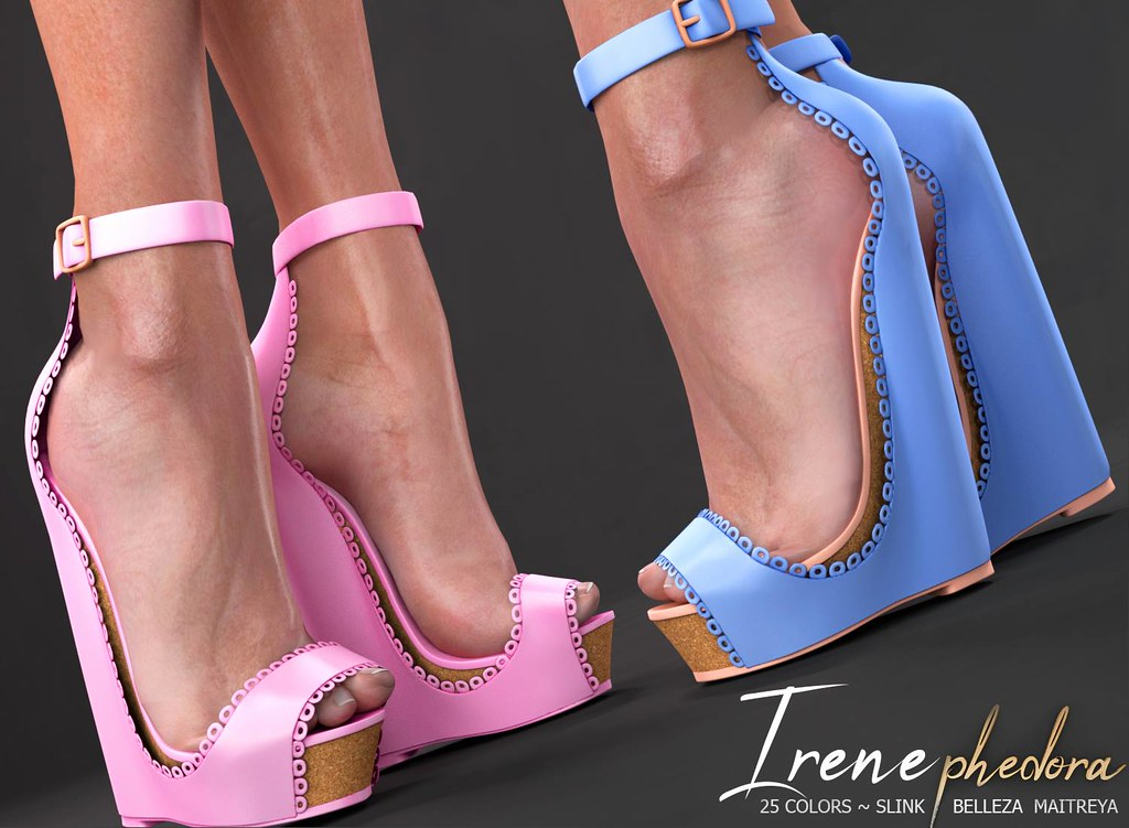 "Phedora. for Collabor88​- ""Irene"" platforms"
