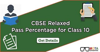 CBSE Relax Pass Percentage for Class 10