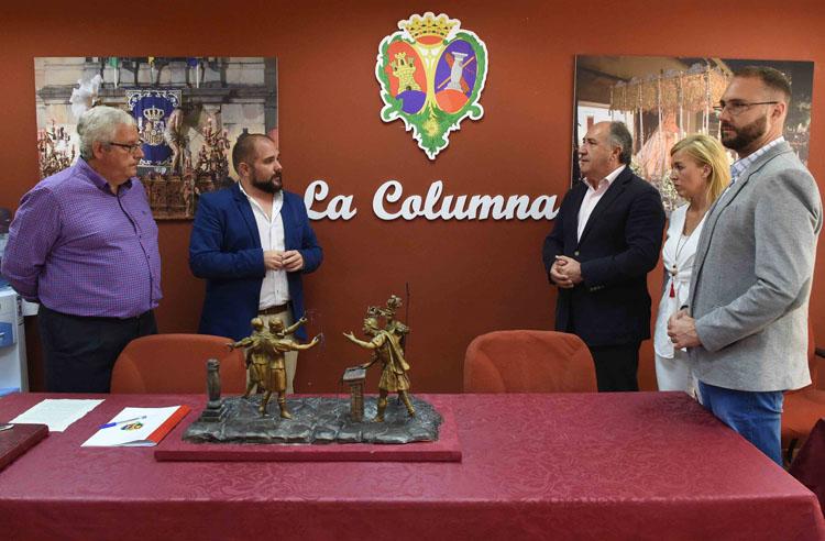 REUNION CON HERMANDAD DE LA COLUMNA1