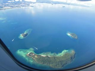 Malaysia's Smiley Islands :)