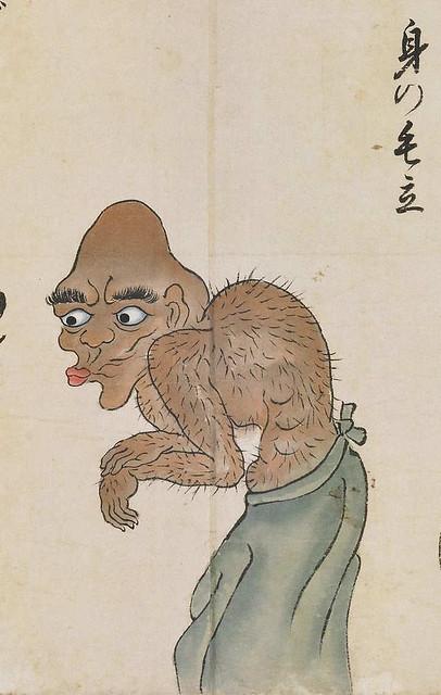 Mi-no-kedachi Bakemono zukushi