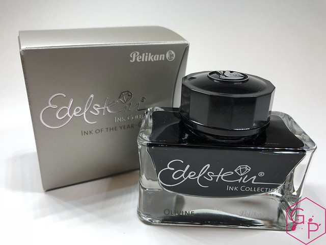 Pelikan Edelstein Olivine Ink Review @AppelboomLaren @Pelikan_World 3