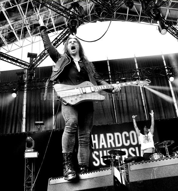 Hardcore Superstar_01@Garage Sound Fest 2018