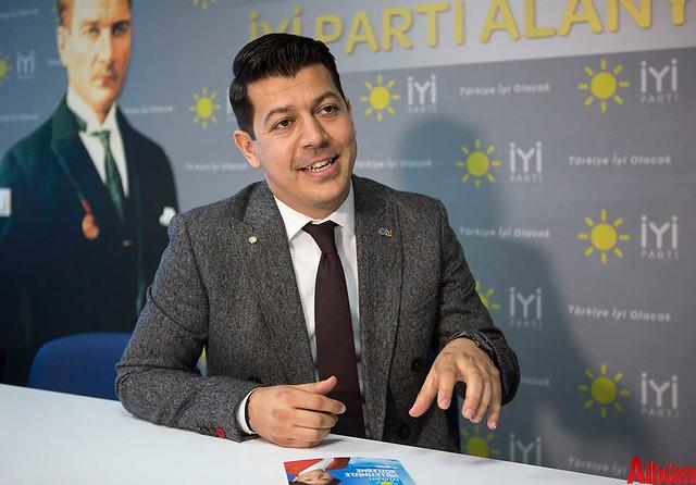 İYİ Parti'nin genç sesi: Fatih Uyar
