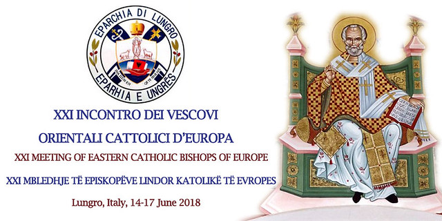 2018 - Meeting of the Eastern Catholic Bishops of Europe