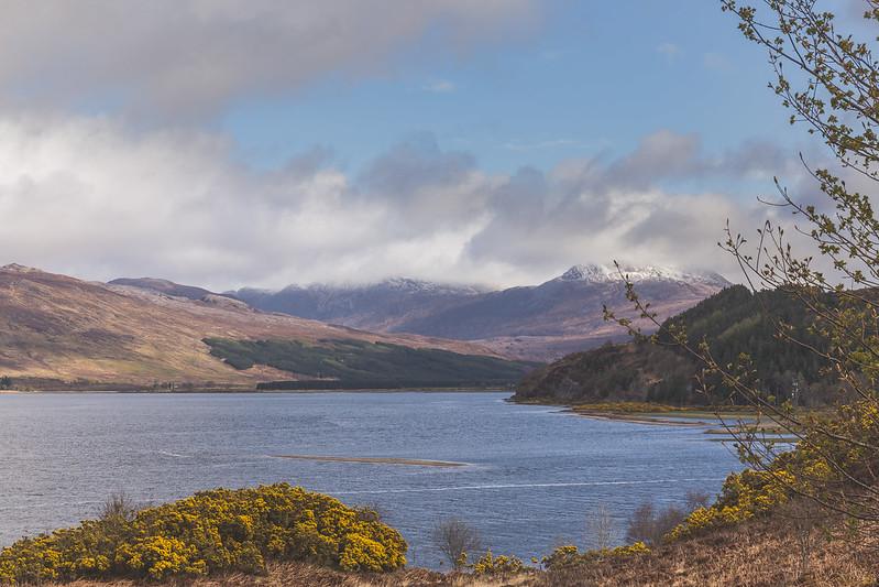 Loch Carron - Scotland 2017