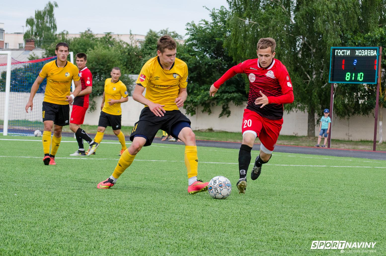 FC YAS 1:1 FC Lokomotiv. 17/06/2018